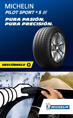 Pilot Sport 4S - Michelin partner oficial de Audisport Iberica Club